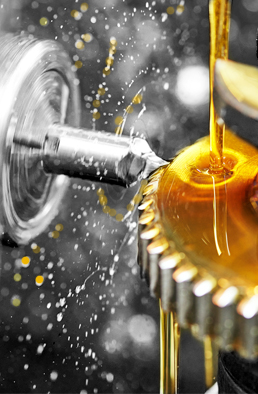 Industrial Lubricants & Hydraulics